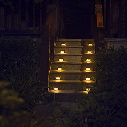 See the TOP 10 Best<br>Outdoor Stair Step Lights