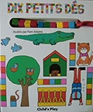 Dix Petits Des (Language - French - Activity Books) (French Edition)