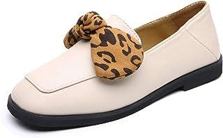 لغزش در فضای باز دختران کوچک Chiximaxu در کفش های تخت لباس مدرسه گاه به گاه Loafer