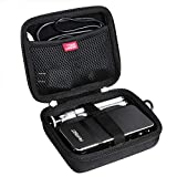 Hermitshell Travel Case for AKASO Mini Projector Portable 1080P HD DLP LED 50 ANSI Lumens Pico...