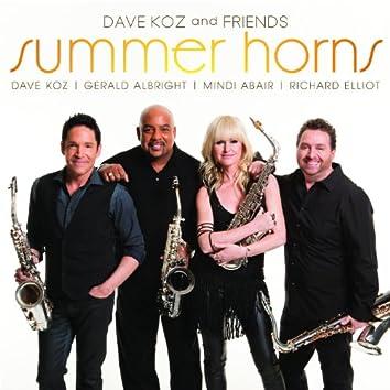 Dave Koz and Friends Summer Horns (feat. Gerald Albright, Mindi Abair, Richard Elliot)