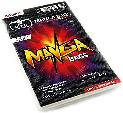 de moda Ultimate Guard Manga Manga Manga Bags Resealable  sorteos de estadio
