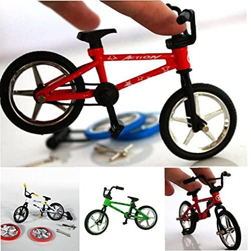 TOSSPER Giocattoli Regalo 1pc Mini Selfie Auto Giocattoli Divertenti Finger Giocattoli per Bambini 12.5 * 4.5cm Red