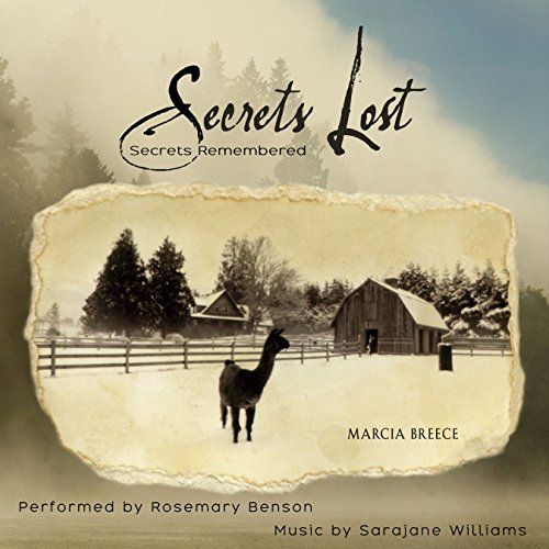 Secrets Lost: Secrets Remembered audiobook cover art