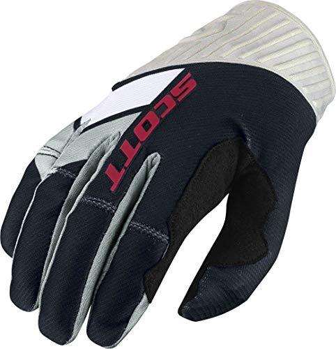 Scott 450Â Podium MX Motocross/DH Fahrrad Handschuhe schwarz/weiß 2017, weiß/schwarz, Größe XL (11)