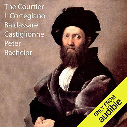 The Courtier audiobook cover art