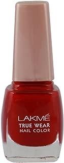 Lakme True Wear Nail Color, Shade D415, 9 ml