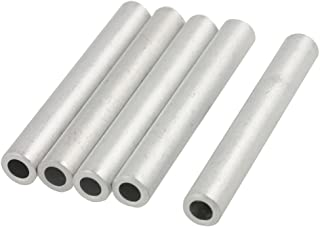 """NEW Aluminum Coupling Tubular Threaded 2/"""" inch Connector Fitting Pipe 5 pc"""