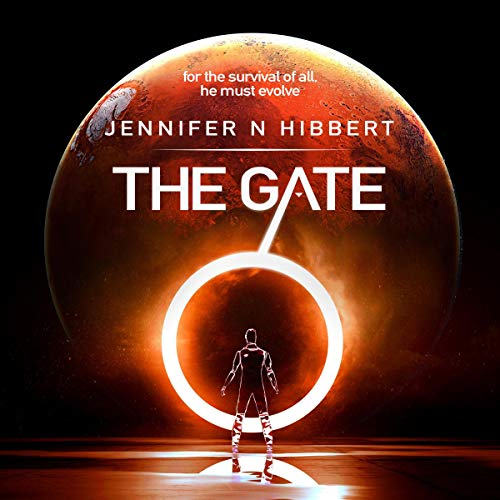 The Gate audiobook cover art