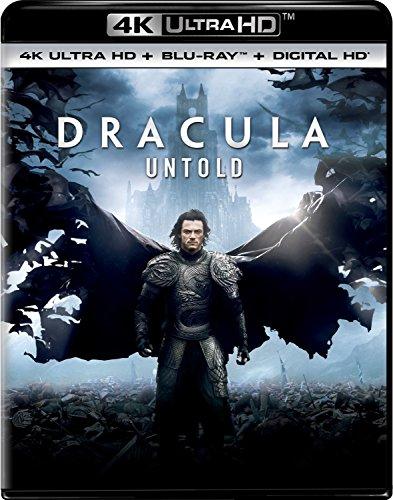Dracula Untold - 4K Ultra HD + Blu-ray + Digital
