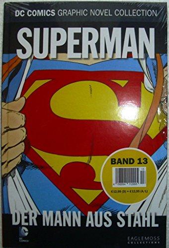 DC Comics Graphic Novel Collection 13: Superman - Der Mann aus Stahl