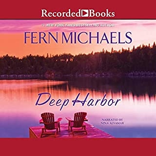 Deep Harbor audiobook cover art