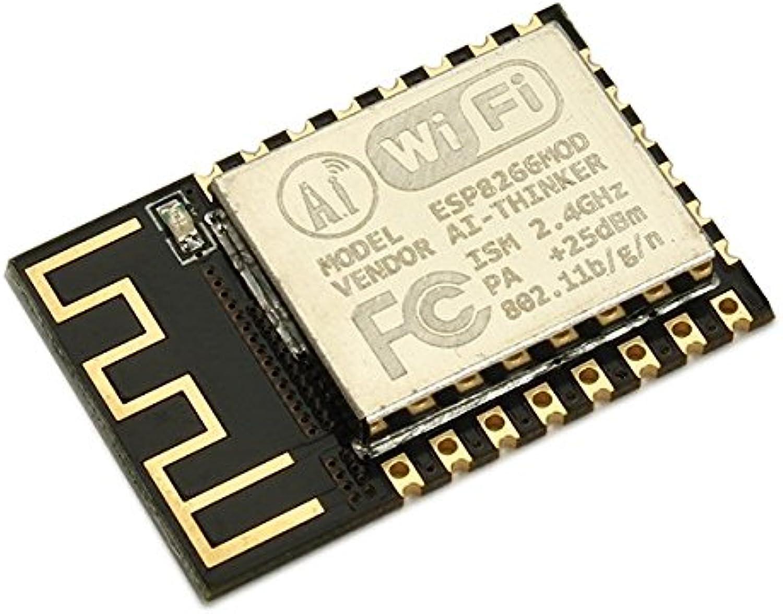 YT Module 10Pcs ESP8266 ESP12F Remote Serial Port WiFi Transceiver Wireless Module