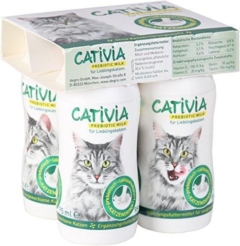 CATIVIA Katzenmilch, 6er Pack (6 x 95 g)