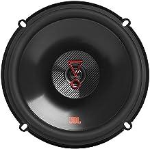 "$59 » JBL Stage 3627F - 6.5"" Two-way car audio speaker, No Grill (Renewed)"
