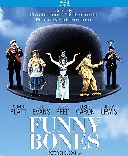 FUNNY BONES (1995) - FUNNY BONES (1995) (1 Blu-ray)