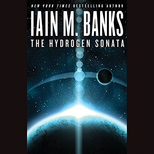 The Hydrogen Sonata audiobook cover art