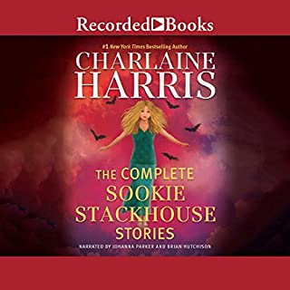 The Complete Sookie Stackhouse Stories cover art