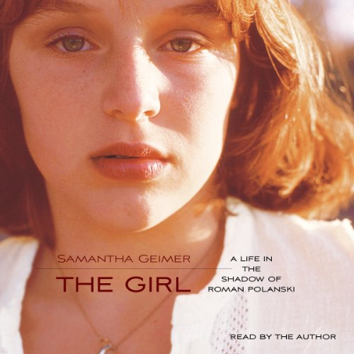 The Girl audiobook cover art
