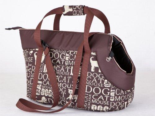 Hobbydog Bolsa de Transporte para Perros y Gatos, tamaño 3, subtítulos