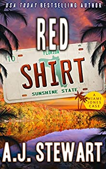 Red Shirt  Miami Jones Florida Mystery Book 10