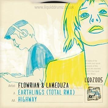 Highway (feat. Lameduza) - Single