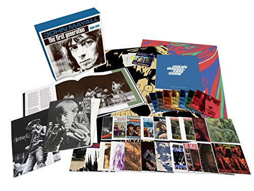 First Generation 1965-1974 (Ltd 35CD Boxset/Book & Signed Photo)