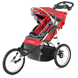 Baby Trend Jogging Stroller with Handbrake