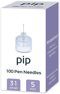 Pip Insulin Pen Needles (31G 5mm) 100 Pieces