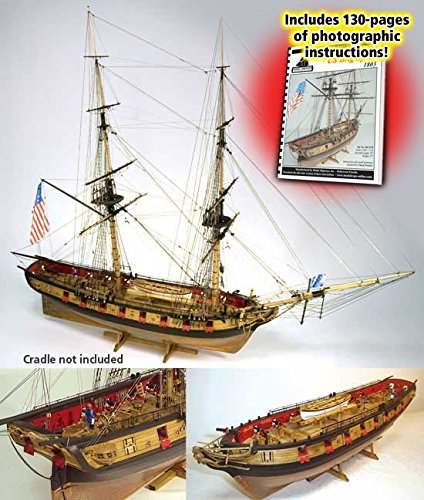 Model Shipways Syren Wood Ship Model Kit MS2260