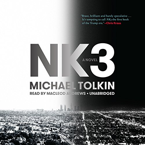NK3 audiobook cover art