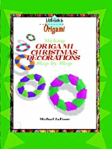 Making Origami Christmas Decorations Step by Step (Kid's Guide to Origami)