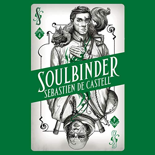 Soulbinder audiobook cover art