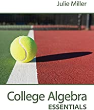 College Algebra Essentials with Connect Math hosted by ALEKS