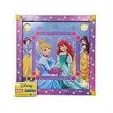 Disney Carrom Board - Princess, Purple (20x20 Size)