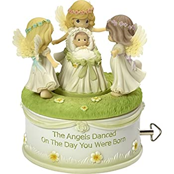 angel musical box