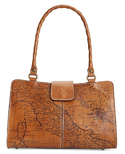 Patricia Nash Women's Rienzo Satchel Rust Satchel