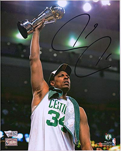 Paul Pierce Boston Celtics NBA 8x10 Photograph 2008 NBA Finals MVP