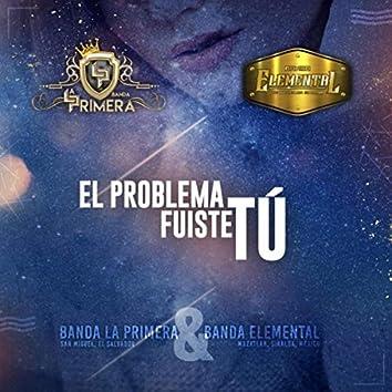 El Problema Fuiste Tú (feat. Banda Elemental de Mazatlán Sinaloa)