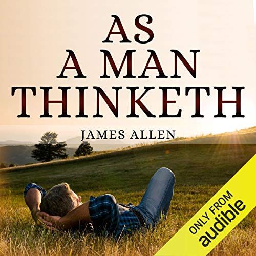 As a Man Thinketh  By  cover art