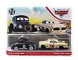 Selección doble | Disney Cars | Modelos de vehículo 2020 | Cast 1:55 | Mattel, tipo: Heyday Junior Moon & Heyday Leroy Heming