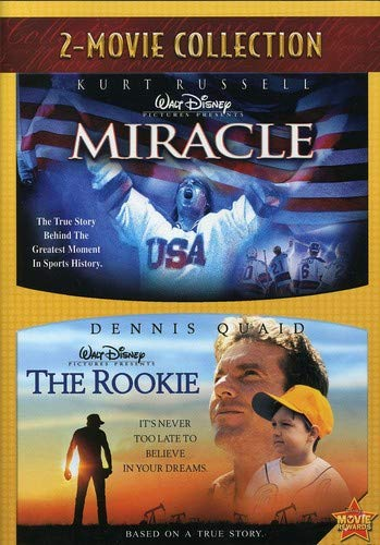 Miracle/The Rookie DVD 2-Pack