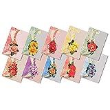 """3-D Grußkarten""""XL-Schwungblüten"""""""