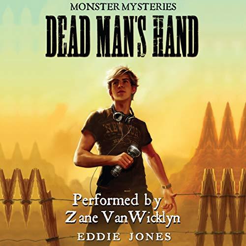 Dead Man's Hand audiobook cover art