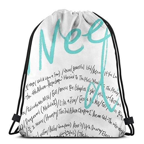 Shinee wasserdichter Faltbarer Sport Sackpack Gym Bag Sack Drawstring Rucksack