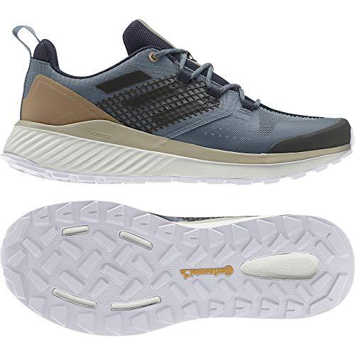 adidas Herren Terrex Folgian Hiker Leichtathletik-Schuh, Legacy Blue/Core Black/Legend Ink, 42 EU