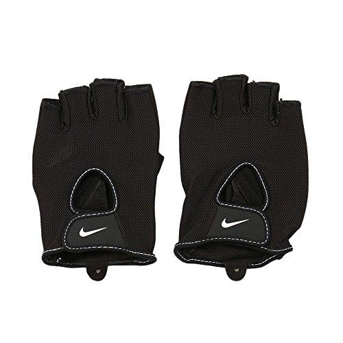 Nike Women's Fundamental Training Gloves (Small, Black/White)