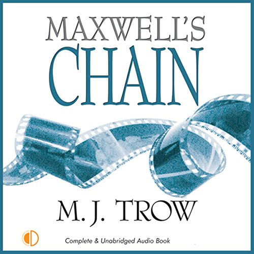 Maxwell's Chain audiobook cover art