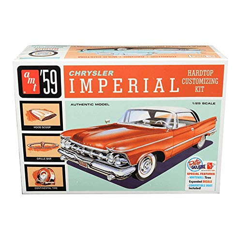AMT 1959 Imperial 1:25 Scale Model Kit