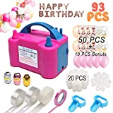 Best Balloon Pumps - Balloon Pump, Electric Balloon Blower 110V 600W Portable Review